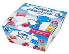 Nestle - Jogurcik Misiowy malinowy