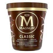 Magnum - Classic Lody waniliowe z mleczną czekoladą