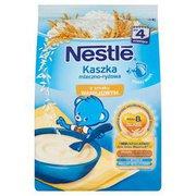 Nestle - Kaszka mleczno-ryżowa o smaku waniliowym po 4 mies...