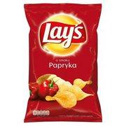 Lays - Chipsy ziemniaczane o smaku papryki 140g