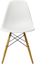 Vitra Eames DSW tuoli, valkoinen - vaahtera