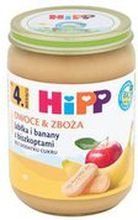 HiPP - Deser jabłko, banan i biszkopt