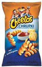 Cheetos - Spirals chrupki kukurydziane o smaku serowo-ketchu...