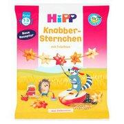 HiPP - Chrupiące gwiazdki owocowe 1-3 lata