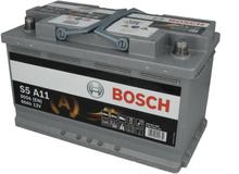 Akumulator BOSCH AGM 80Ah 800A P+