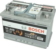 Akumulator BOSCH AGM 70Ah 760A P+