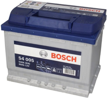Akumulator BOSCH S4 60Ah 540A P+