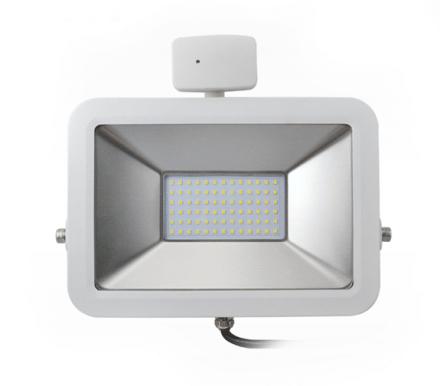 NP Ipad LED Lyskaster 30W IP65 m/Sensor