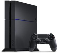 PlayStation 4 1TB Sort