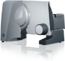 Graef Schneidemaschine G 50 Grau, Elektrisk, Sort, Grå, Metal, 170 W, 230 V, 50 Hz