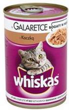 Whiskas - Karma dla dorosłych kotów z kaczka i marchewką