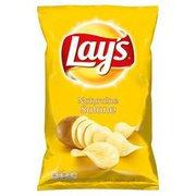 Lays - Chipsy ziemniaczane solone 140g