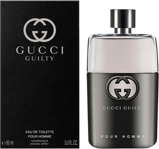 Köp GUCCI Gucci Guilty Pour Homme After Shave Lotion, 90 ml Gucci After Shave fraktfritt