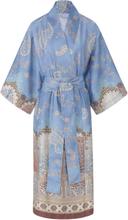 Kimono Romace Bassetti blau