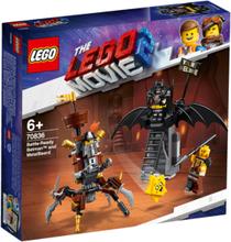 Lego® the lego movie 2 metallskägget och batman redo för strid 7