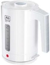 Vattenkokare EasyTop Aqua - kedel - white with stainless steel accents - White with stainless steel accents - 2400 W