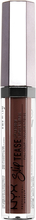 Slip Tease Lip Lacquer, Shady 3 ml NYX Professional Makeup Läppstift