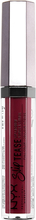 Slip Tease Lip Lacquer, Spiced Shell 3 ml NYX Professional Makeup Läppstift