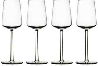 Iittala Essence Vitvin 4-pack 33 cl