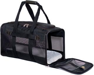 Sherpa® Original Deluxe Pet Carrier - Størrelse M: ca. L 43 x B 28 x H 27 cm – opptil 7,2 kg