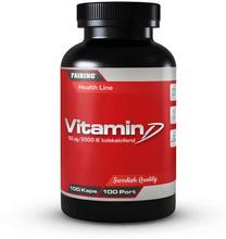 Fairing Vitamin D, 100 kapslar, Fairing Vitaminer & Mineraler