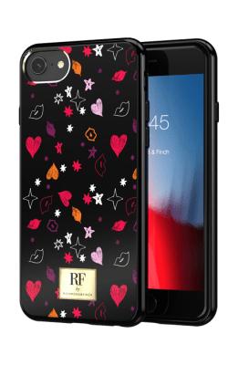 Richmond & Finch Skal för iPhone 6/6S/7/8 - Heart and Kisses