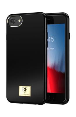 Richmond & Finch Skal för iPhone 6/6S/7/8 - Black Tar