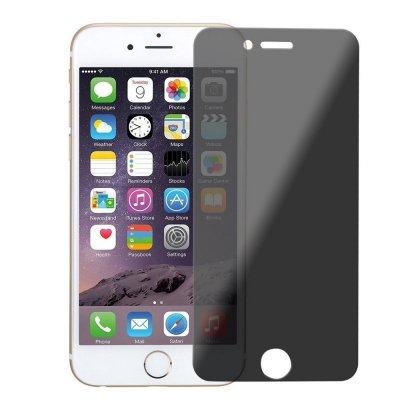 Privacy Härdat Glas till iphone 7/8 Skärmskydd 0.26mm 2.5D 9H