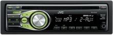 JVC KD-R 332 E, Sort, 200 W, 4.0 kanaler, 50 W, 24-bit, MOS-FET