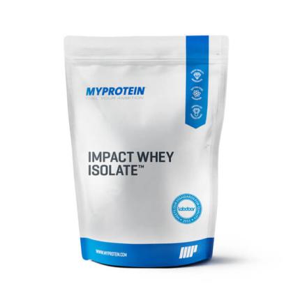 Myprotein Impact Whey Isolate Blueberry 1 kg