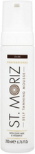 St. Moriz Professional Instant Self Tanning Mousse Dark 200 ml