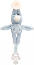 Jellycat - Bashful Blue Bunny Dummy Holder