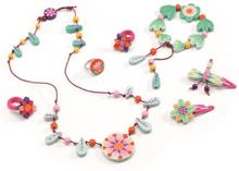 Djeco - Flower Paradise Jewels