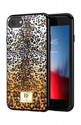Richmond & Finch Skal för iPhone 6/6S/7/8 - Fierce Leopard