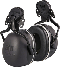 3M Peltor X5P5E Hörselskydd med hjälmfäste