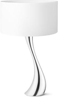 Georg Jensen Cobra Bordslampa 72,5 cm Vit/Aluminium