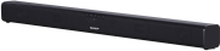 Sharp HT-SB110 - Højttaler - trådløs - Bluetooth - blank sort