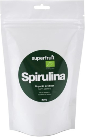 Superfruit Spirulina Powder 200 g