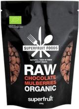Superfruit Raw Chocolate Mulberries 100 g