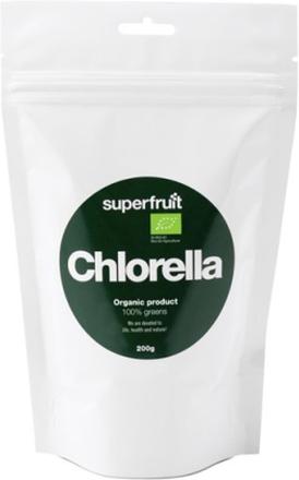 Superfruit Chlorella Powder 200 g