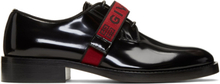 Givenchy Black Crus Derbys