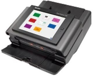 Kodak Scan Station 710 - Dokumentscanner - Dual CCD - Duplex - 215 x 863 mm - 600 dpi x 600 dpi - op til 70 ppm (mono) / op til 70 ppm (farve) - ADF