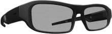 XPAND - 3D-briller - aktive lukker - sort - for NEC NP-PA622, PA1004, PA522, PA572, PA621, PA622, PA671, PA722, PA804, PX602
