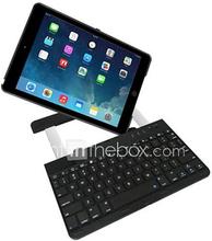 K561 Wireless Bluetooth V3.0 Keyboard Case Irrotettava Pyörivä jalusta iPad Air