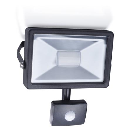 Smartwares LED projektør med sensor 20 W sort SL1-B20B