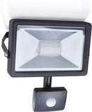 SMARTWARES LED-strålkastare med sensor 20 W svart