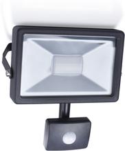 Smartwares LED-projektør 20 W sort SL1-B20B