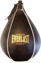 EVERLAST Päronboll 1910 Collection läder brun
