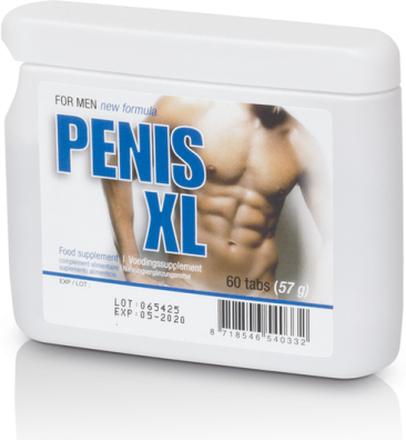 Penis XL Flatpack - 60 tabs