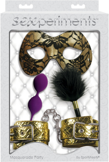 Sexperiments - Masquerade Party